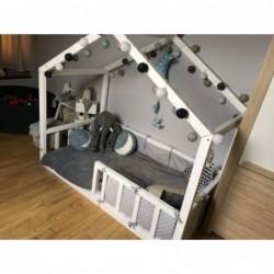 Łóżko Housebed Skandynawia II
